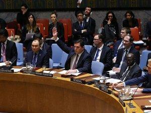 Rûsyayê projeya li ser Sûriyê veto kir