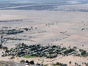 Yeni Zelanda'da son 50 yılın en kötü hava şartları