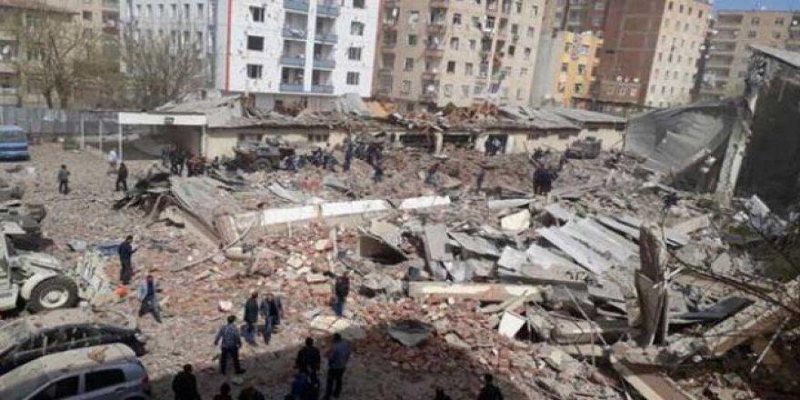 'PKK, Diyarbakır saldırısını üstlendi'