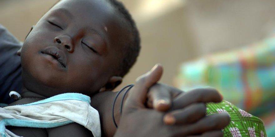 Çad'da temiz su sıkıntısı nedeniyle çocuklar ölüyor