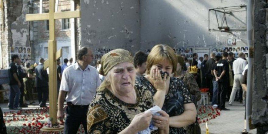 AİHM, 'Beslan' davasında Rusya'yı suçlu buldu