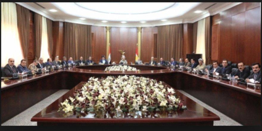 İslami Hareket: Kürdistan'ın kaderini belirlemek için hızlı davranmalıyız