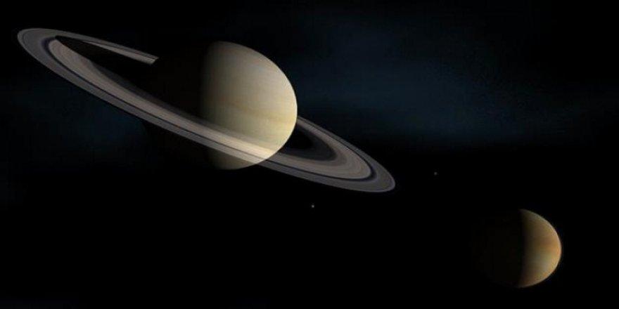 NASA: Satürn'ün uydusunun yaşama uygun olduğundan eminiz