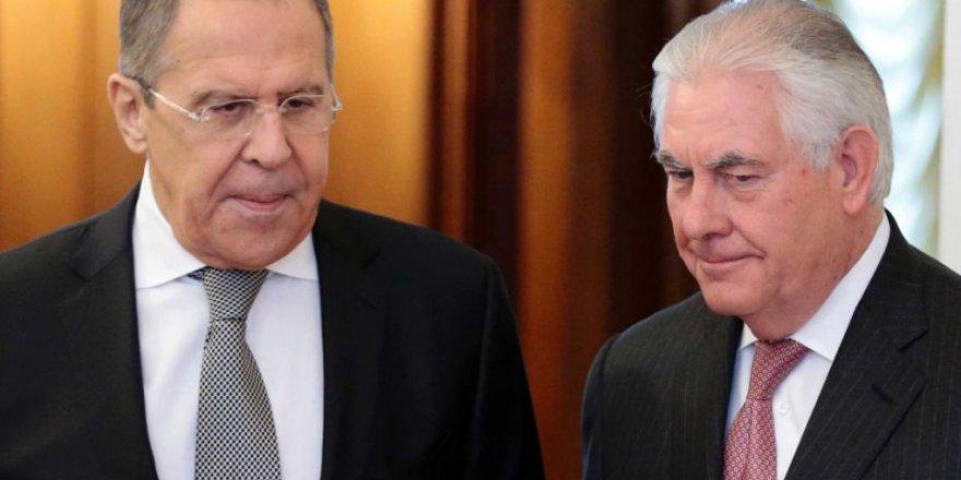 Lavrov: ABD ile uzlaştık, saldırı tekrarlanmayacak