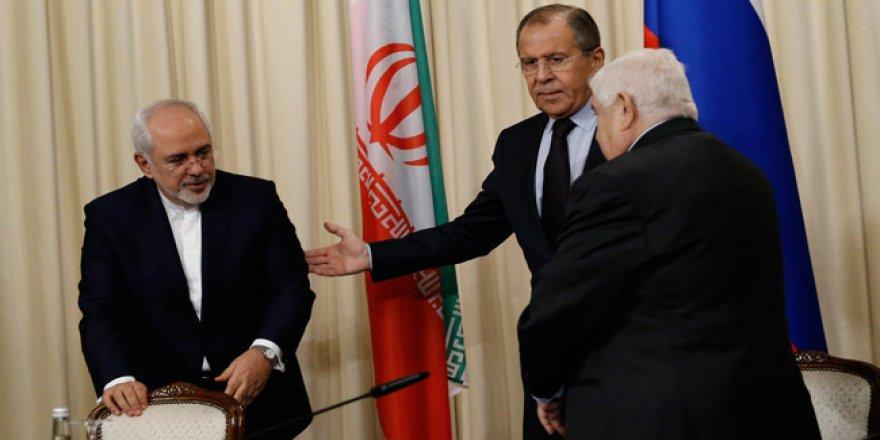 Rusya, İran ve Suriye dışişleri bakanları Moskova'da