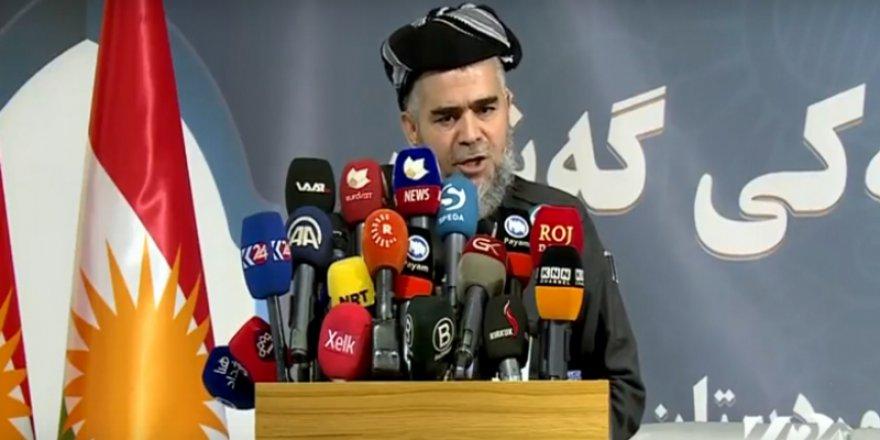 Elî Bapîr: İslami örgütler olarak bağımsızlığa tam destek veriyoruz