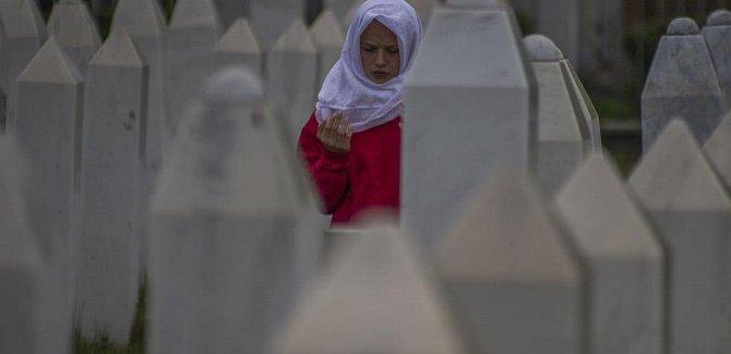 Bosna Hersek'te Ahmiçi katliamı kurbanları anıldı