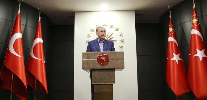 Cumhurbaşkanı'ndan Referandum Açıklaması
