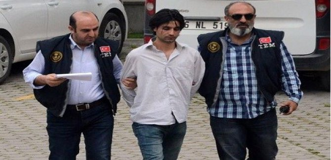 Kürdistan yazılı tişört suç sayıldı