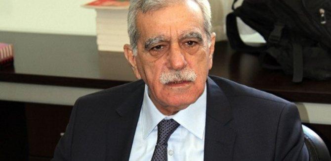 Ahmet Türk: HDP'den AK Parti'ye kayma yok!