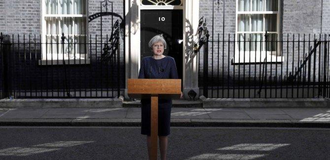 İngiltere erken seçime gidiyor