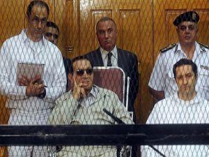 Mübarek'in yargılandığı dava ertelendi