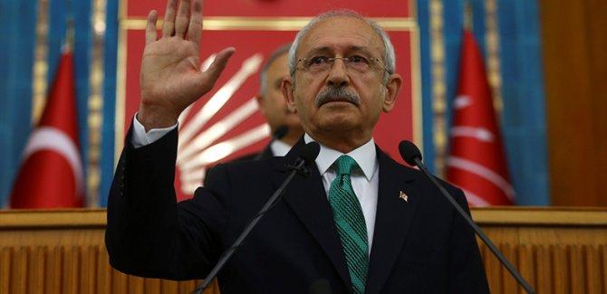 Kılıçdaroğlu: 'Mühürsüz seçim'i tanımıyoruz