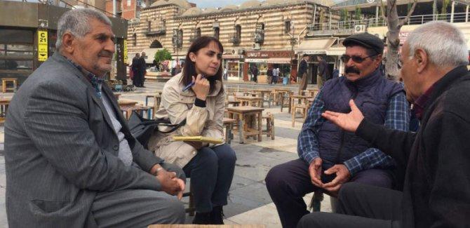"""""""Diyarbakır'daki 'Evet'ler barış için"""""""