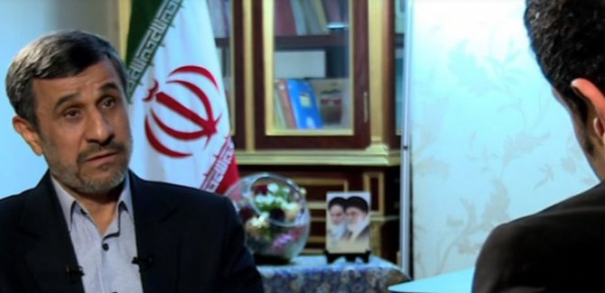 Ahmedinejad: İran da politikasını değiştirmeli