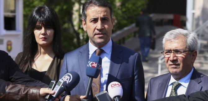 HDP'den YSK hakkında suç duyurusu