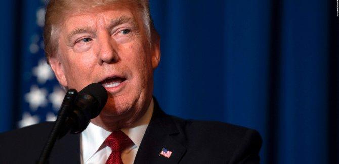 Trump'tan İran talimatı
