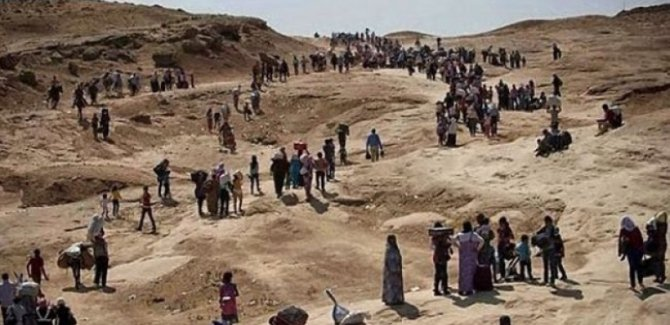 'İŞİD'in elinde halen 3 bin 500 Ezdi esir'