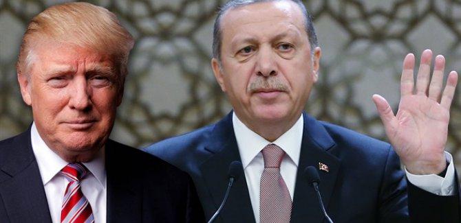 Erdoğan-Trump görüşmesi 16-17 Mayıs'ta