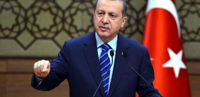 Erdoğan: Bu iş bitti
