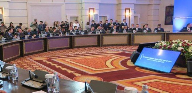 Astana Öncesi Tahran'da 3'lü Suriye Zirvesi