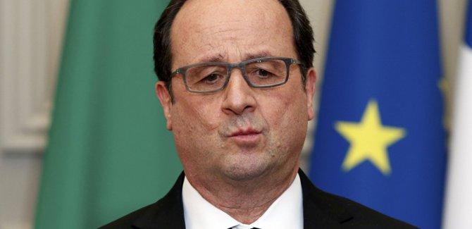 Cumhurbaşkanı Hollande: 'Saldırı terörle ilişkili'