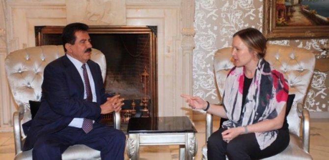 Kosret Resûl: Müttefiklerimiz Kürdistan'ın geleceğini desteklemeliler