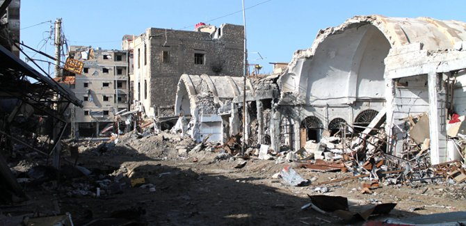 Esad: ABD, Deyr ez-Zor'un IŞİD'in eline geçmesini istiyor