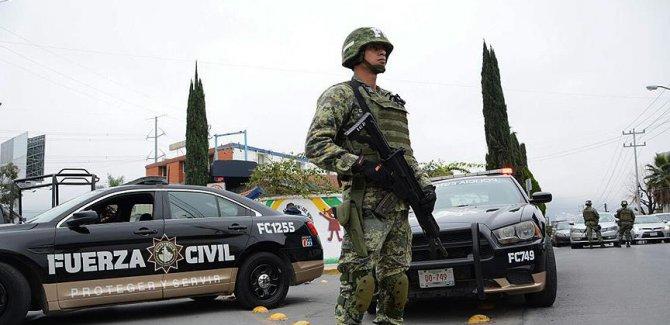 Meksika'da Cinayetlerin Önüne Geçilemiyor