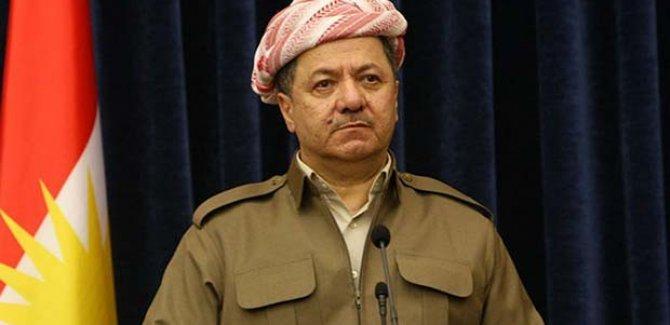 Barzani'den Kürt basınına Kürdistan çağrısı