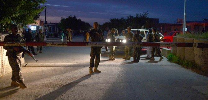 Afganistan'da Taliban Saldırısı Ölü sayısı 140