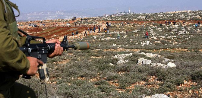 Yahudi yerleşimci 6 yaşındaki Filistinli çocuğa ateş açtı