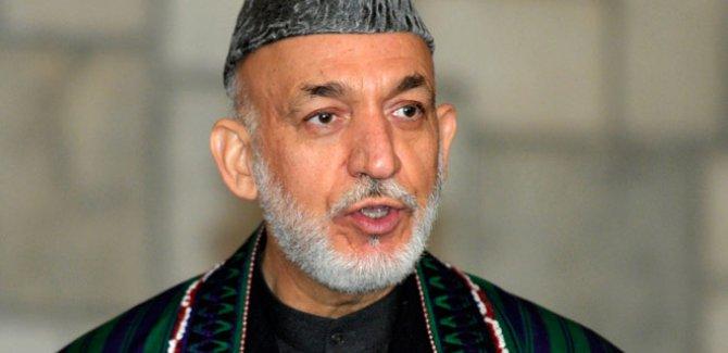 Hamid Karzai: Taliban artık kardeşimiz değil