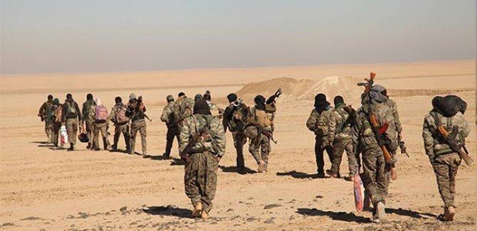DSG: Rakka'ya giden stratejik yolların tümü ele geçirildi