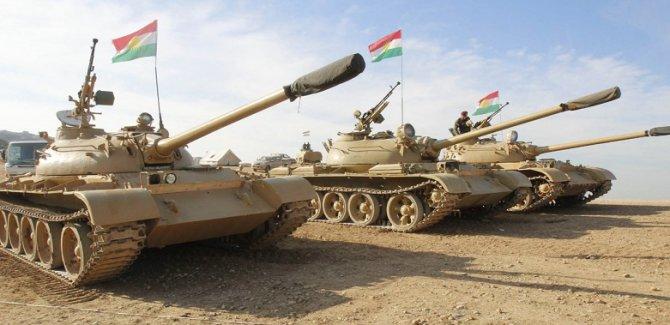 Birleşik Kürdistan ordusu kuruluyor!