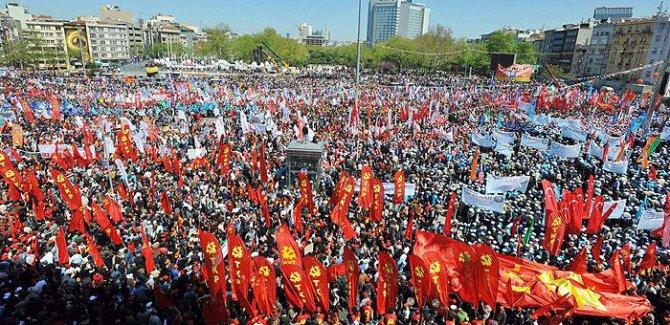 Taksim'de 1 Mayıs için karar