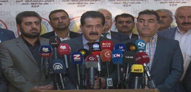KDP'li yetkili: Referandum Kerkük'te de olacak