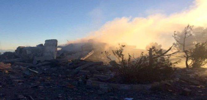 TSK'dan Şengal Dağı ve Rojava'ya hava harekatı