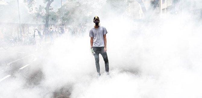 Venezuela'daki gösterilerde 23 kişi hayatını kaybetti