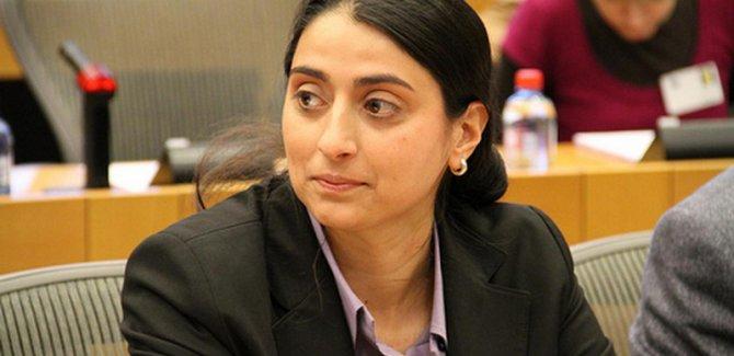 HDP'li Felaknas Uca gözaltına alındı