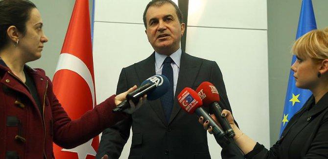 Çelik: AKPM'nin Türkiye kararı tarihi bir hatadır