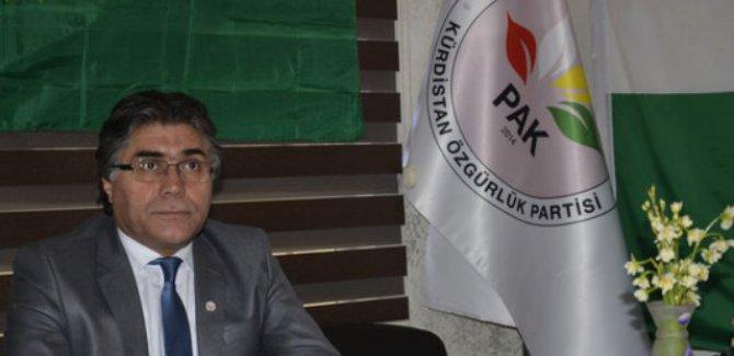Özçelik: PKK hiçbir şart öne sürmeden Şengal'den çekilmelidir