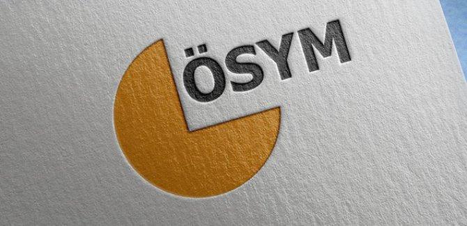ÖSYM'den sınav başvurusu açıklaması