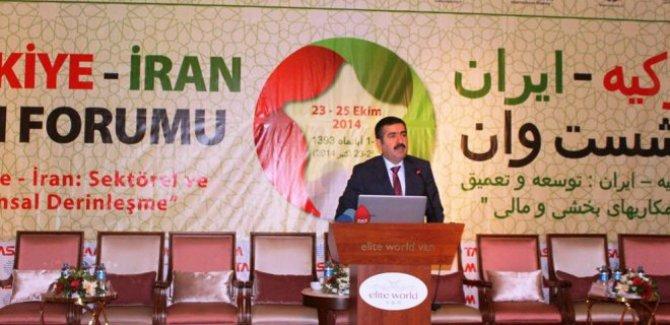 Van'da Türkiye-İran Forumu