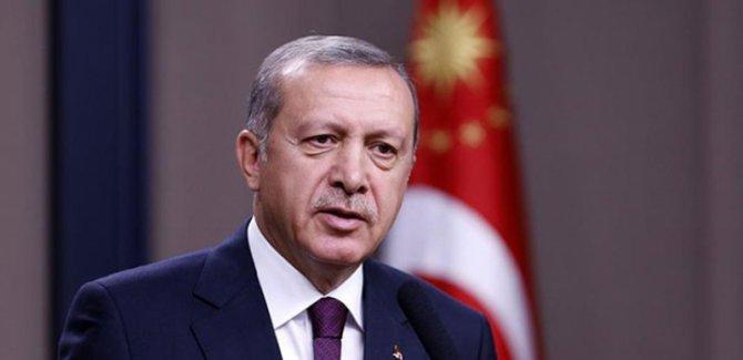 Erdoğan: Operasyonlar Peşmerge'ye karşı değil