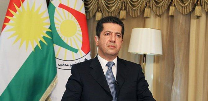 Mesrûr Barzanî: Sedem PKK ye