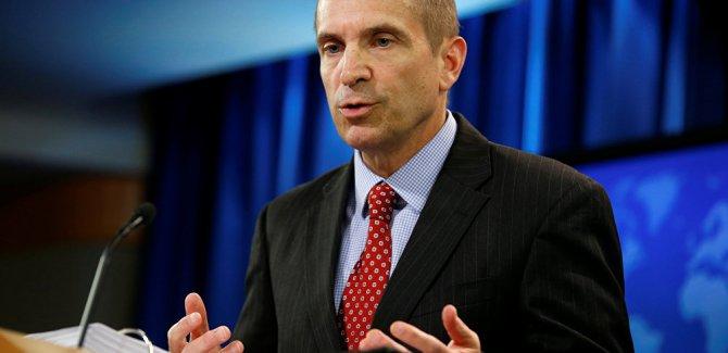 ABD Dışişleri: Askerimiz PKK üyeleriyle görüşmedi
