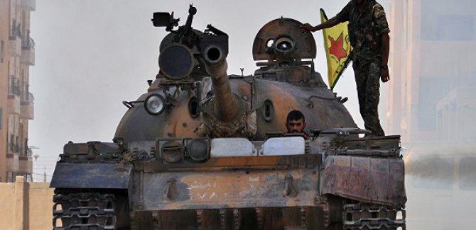 ABD, DSG'ye tank ile ağır silahlar gönderdi