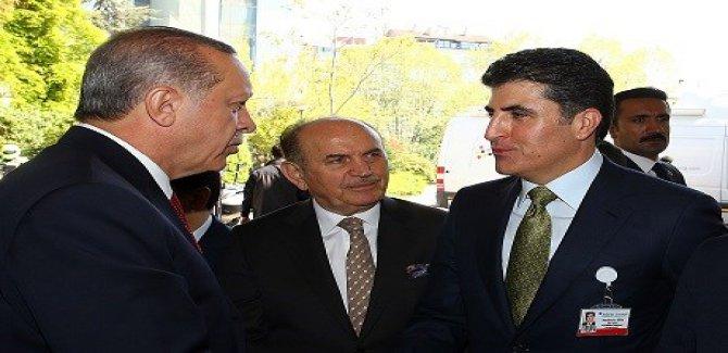 Erdoğan- Barzani görüşmesi bugün