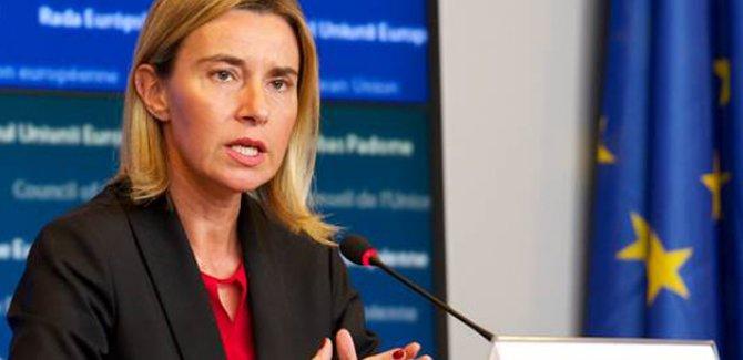 AB'den Türkiye'ye: Referandum sonuçlarına saygı duyuyoruz